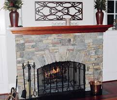 decorative fireplace screen by livinghome on custom fireplace