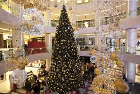 Christmas Decorations For Shopping Centres by Mk Illumination Enlightening Your Vision