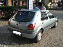 portiere auto usate vendo ford 1 2i 16v cat 5 porte zetec usata a frossasco