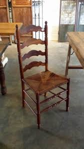 Antique Oak Ladder Back Chairs Wood Ladder Back Chairs Foter