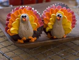 Thanksgiving Cake Decorating Ideas Thanksgiving Cupcakes Lovetoknow