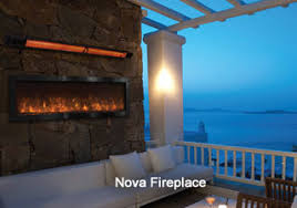 Outdoor Electric Fireplace Cool Fireplaces Electric Linear Fireplaces Contemporary