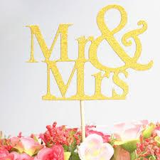 click to buy u003c u003c new mr mrs wedding decoration cake topper acrylic