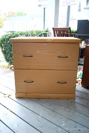How To Paint A Filing Cabinet How To Make An Arles And Aztec Filing Cabinet Hometalk