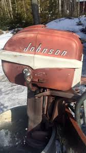 110 best old johnson outboard motors images on pinterest vintage