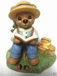 Home Interior Bears Homco Home Interiors Teddy Bears Vintage