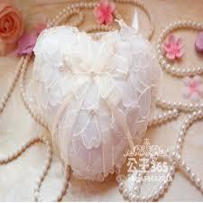 2018 2015 princess pearl wedding ring pillow wedding favor