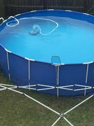 Intex Pool Filters I Got The Intex Automatic Pool Cleaner