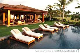 Patio Furniture Loungers Outdoor Pool Lounger U2013 Bullyfreeworld Com