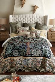 tree of life tapestry coverlet