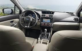 subaru impreza 2018 interior 2016 subaru impreza new car reviews