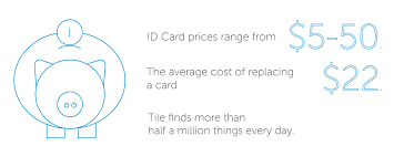 the cost of lost college id cards tile