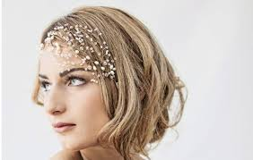 hair accessory wedding headpiece bridal hair vine bridal headpiece