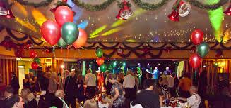 davidlook crashing the corporate christmas party