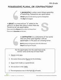 16 grammar practice worksheets for 4th grade education com