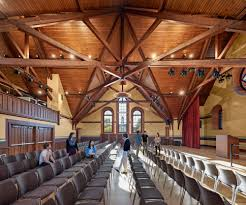 Umass Floor Plans Umass Amherst Old Chapel Renovation Finegold Alexander Architects