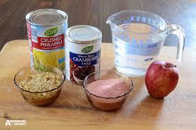 jello salad recipes for thanksgiving anderson grant cranberry jello salad