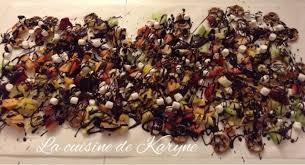 papier parchemin cuisine la cuisine de karyne fondue au chocolat