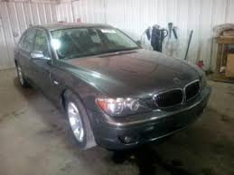 2006 bmw 750li price used 2006 bmw 750li car for sale at auctionexport