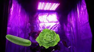 hydroponic led grow lights growace com 14w advance spectrum led grow light hydroponics