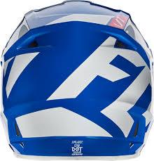 youth motocross helmet size chart 2017 fox racing youth v1 race helmet motocross dirtbike offroad
