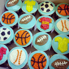 Sports Baby Shower Cake Ideas Photo Sport Themed Baby Shower Image