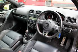 Gti Interior Vw Golf Gti Mk6 Interior A Photo On Flickriver