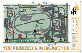 Valley Fair Map Agricultural Fairs In Maryland The Great Frederick Fair
