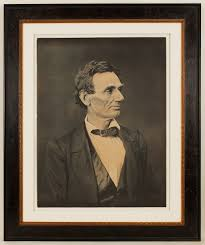 abraham lincoln on thanksgiving abraham lincoln famous nomination photograph sold