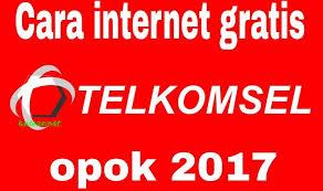 cara mendapatkan internet gratis telkomsel cara internet gratis telkomsel opok unlimited kutazo net