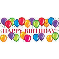 birthday balloons creative converting birthday balloons party