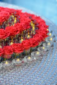 Red Rose Table Centerpieces by 70 Best Candle Centerpieces Images On Pinterest Flower
