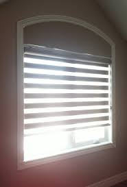 curved window blinds ideas half oval windows for designs bay