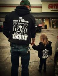 daddy daddy u0027s father daughter matching shirts by epictees4you