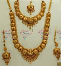 wedding jewellery ds0096 exclusive indian traditional grand temple laxmi god wedding