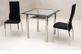 small glass kitchen table kitchen table 2 chairs set kutskokitchen