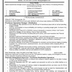 Warehouse Supervisor Resume Sample Production Supervisor Resume Best Template Collection