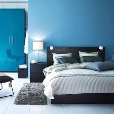 Schlafzimmer Ideen Blau Blaue Wände Schlafzimmer Mit Gemütliche Innenarchitektur Ikea Wand