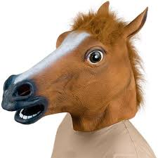 Horse Head Meme - horse head mask know your meme