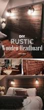 3307 best diy rustic bedroom decor images on pinterest master rustic wooden headboard a diy rustic wooden headboard is a fantastic addition to your rustic