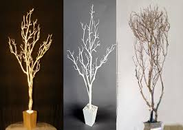 renew earth projects make tree branch candle holder diy