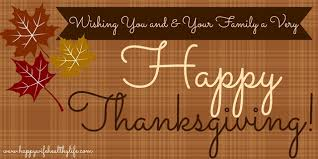 a happy thanksgiving day festival collections