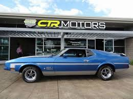 for sale 1971 mustang mach 1 t5 fastback exported to