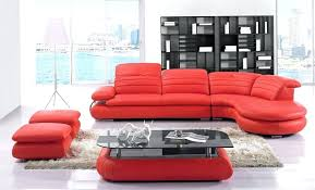 Left Sided Sectional Sofa Leather Sectional Sofa Modern Leather Sectional Sofa With