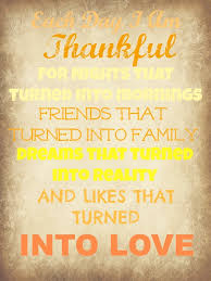 each day i am thankful quote autumn fall blessing thankful