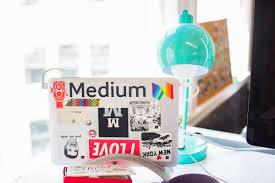 designing medium