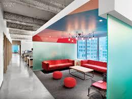 Interior Design Firms Nyc by 5 Firms Design Viacom U0027s Midtown Nyc Headquarters