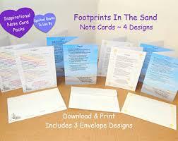 footprints sand etsy