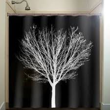 Shower Curtains With Trees Tree Of Fabric Shower Curtain 70 X 72 Craft