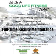 gyms hiring front desk near me employment at good life fitness good life fitness center n